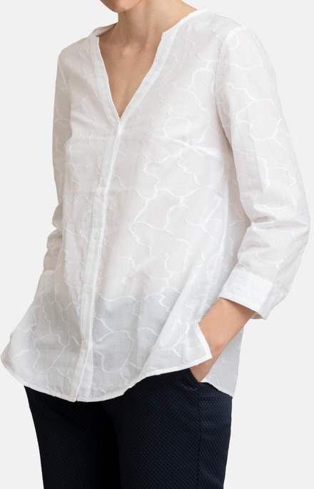 Camicia in cotone ultra-light